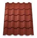 Afbeelding van Aquaplan aqua pan metalen dakpannenplaat gallo rood