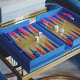 Billede af Backgammon Coffee Table Game