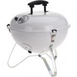 Afbeelding van BBQ Collection Witte Houtskool Barbecue ? 37 cm