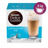 Afbeelding van dolce gusto cappuccino ice 16 cups voor 8 kopjes