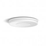 Afbeelding van Philips Hue handige LED plafondlamp Being, voor woon / eetkamer, metaal, kunststof, 32 W, energie efficiëntie: A+, H: 5 cm