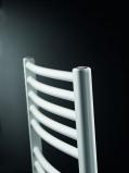 Afbeelding van Brugman Ibiza Rondo verticale radiator type Handdoekradiator 1714 x 495