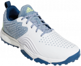 Image of Adidas Adipower 4orged men's golf shoes (Colour: grey/white, Size: 41)