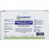 Image de Agrivet Injection Vitamine D3 10ml