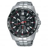 Afbeelding van Pulsar PZ5005X1 solar chrono horloge herenhorloge Zilverkleur