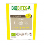 Afbeelding van Biobites Kokos Cookies Chunky Banana 65GR