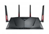 Image of Asus RT AC88U Wireless AC3100 Dual Band Gigabit Router