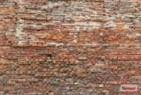 Afbeelding van Bakstenen 4 delig Vlies Fotobehang 368x248cm