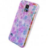 Afbeelding van Xccess Oil TPU Case Samsung Galaxy S5/S5 Plus/S5 Neo Kisses