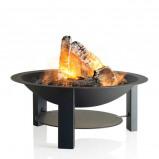 Afbeelding van Barbecook Vuurschaal Modern 75 cm Zwart