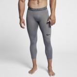 Image of Nike Pro Men's 3/4 Training Tights Black