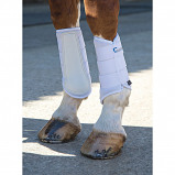 Image of Arma Brushing Boots Neoprene White Cob