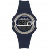 Afbeelding van Coolwatch CW.342 Kinderhorloge Analoog/digitaal siliconen/blauw 32 mm