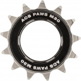 Afbeelding van ACS freewheel 14T 1/2 x 3/32 inch zwart/grijs