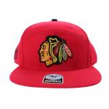 Afbeelding van 47 Brand Chicago Blackhawks pet rood one size