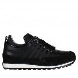 Afbeelding van Dsquared2 59813 kindersneakers zwart/zwart