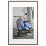Afbeelding van Henzo Umbria Fotolijst Fotomaat 50x70 midden bruin