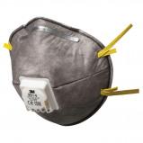Afbeelding van 3M 9914 Stofmasker tegen hinderlijke geuren met uitademventiel FFP1