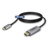 Afbeelding van Eminent AB7875 USB Type C naar DisplayPort male 1.8m