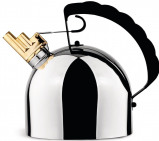 Image of Alessi 9091 whistling kettle