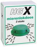 Afbeelding van Hg X Mierenlokdoos, 2 stuks