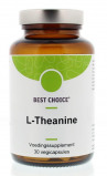 Afbeelding van Best Choice L Theanine 200 Mg, 30 capsules