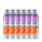 Afbeelding van Andrelon Skin Bloedsinaasappel & Gember doucheschuim 6x200 ml