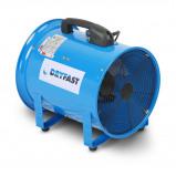 Afbeelding van Dryfast DAF3500M Axiaal ventilator 750W 3700m3/h 5m