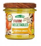 Afbeelding van Allos Farm vegetables pompoen & gember (135 gram)