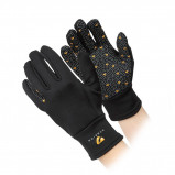 Obrázek Aubrion by Shires Gloves Patterson Winter Black M