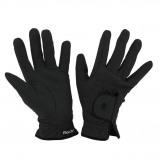 Afbeelding van Roeckl rijhandschoenen grip voor dames ruitersport zwart