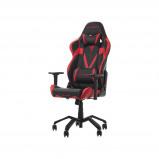 Afbeelding van DX Racer VALKYRIE V03 Gaming Chair gamestoel (Kleur: zwart/rood)