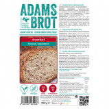Image of Adam's Brot by Adam's fitness Food 250 grams Dark