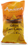 Afbeelding van Amaizin Corn chips bio natural 10 x 250g