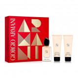 Abbildung von Armani Si Giftset (2) 200Ml Geschenke 50 100 Beauty