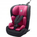 Afbeelding van BabyAuto autostoeltje Quadro T fix ISO groep 1 3 roze/zwart