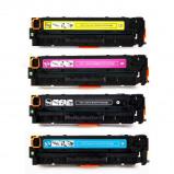 Afbeelding van HP 130A Set 4 kleuren CF350A, CF351A, CF352A, CF353A Toner Huismerk