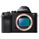 Afbeelding van Sony Alpha A7 systeemcamera Body (ILCE7B.CE)