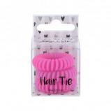 Zdjęcie 2K Hair Tie gumka do włosów 3 szt dla kobiet Pink