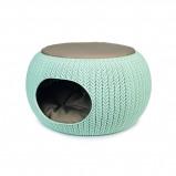 Obrázek Curver Cozy Pet Home Lightblue 55cm 35cm