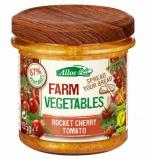 Afbeelding van Allos Farm vegetables rucola & kerstomaat (135 gram)