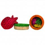 Bild av Agradi Pretty Toys Wood'n Loofah 1