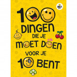 Afbeelding van 100 dingen die je moet doen voor 10 bent Hanne Vandenbroeck