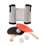 Afbeelding van SportX tafeltennisset + 2 batjes