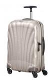 Afbeelding van Samsonite Cosmolite FL2 Spinner 55 Pearl Harde Koffers