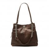 Abbildung von Chabo Bags Chain Bag Cacao Schoudertas 8719274535140