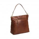 Imagem de Chesterfield Leather Shoulder Bag Cognac Annic