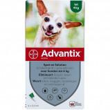 Image de Advantix 40/200 Spot On Chien <4kg 4 pipettes