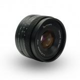 Afbeelding van 7artisans 50mm F/1.8 zwart voor Sony E mount