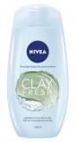 Image of Nivea Clay Fresh Douchecrème Gember & Basilicum 250ML